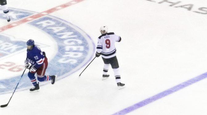 """Mikko Koivulla täyttymässä tuhat NHL-ottelua: """"Varmasti siitä tulee hieno hetki"""""""